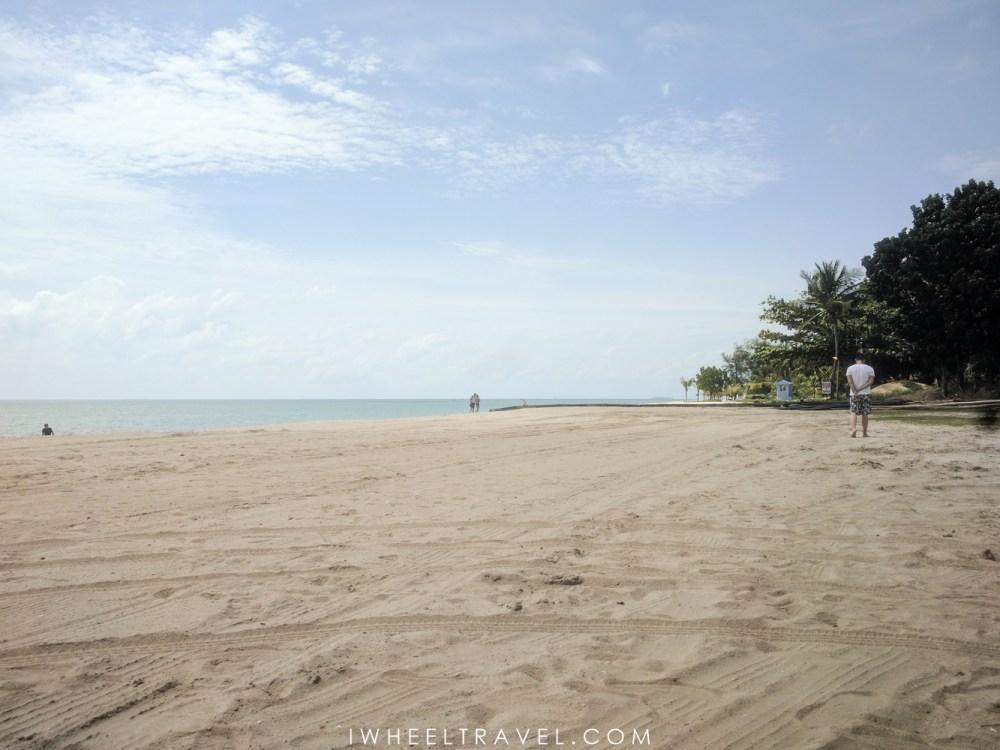 Pantai Kok Langkawi beach.