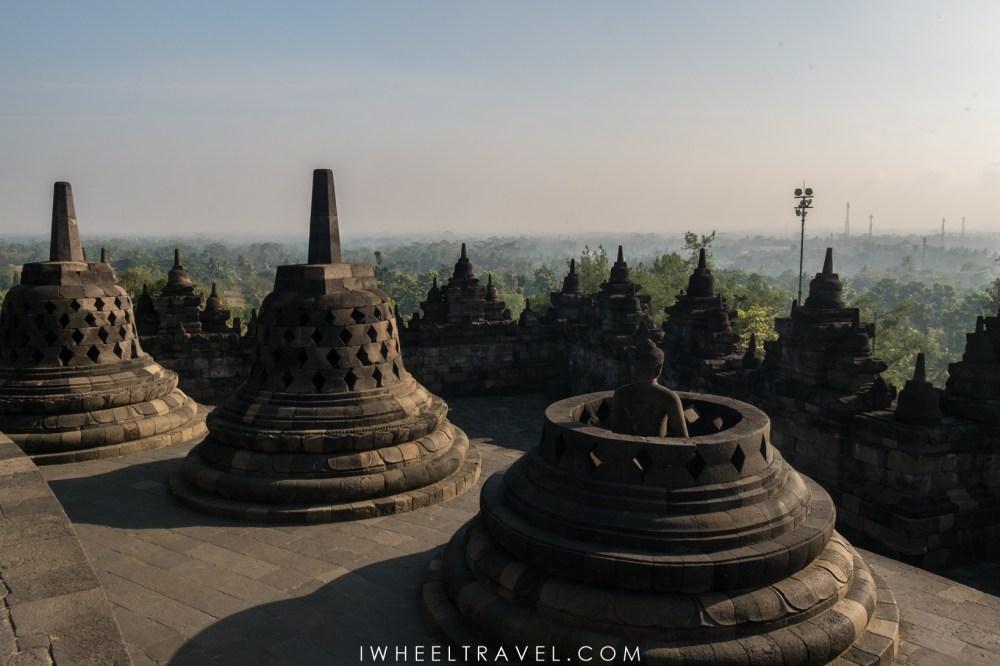 Cloches Borobudur.