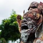 hindu statue bali
