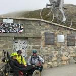 Col du tourmalet pyrénées handicap cimgo