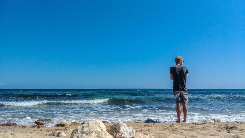 Pouilles Italie plage