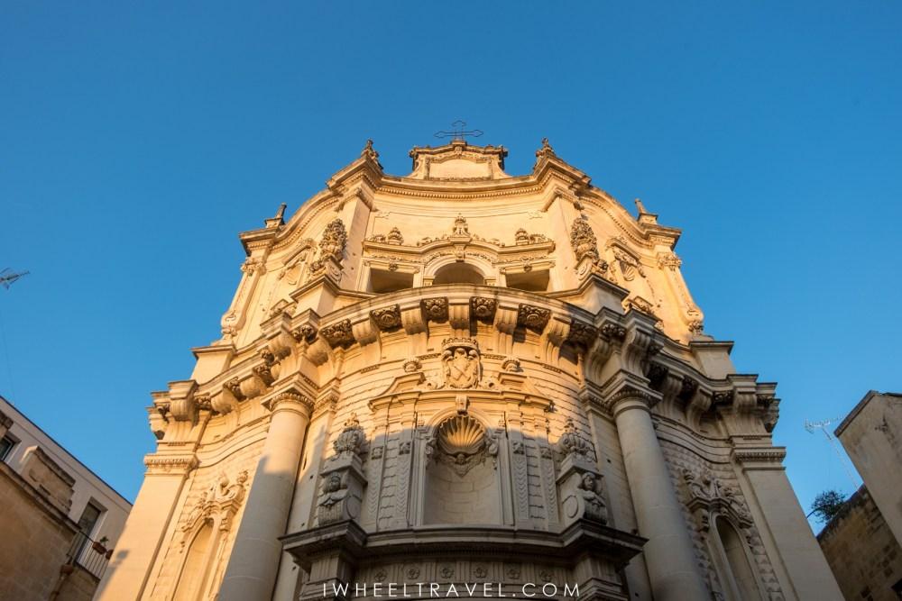 Chiesa di San Matteo, Lecce.