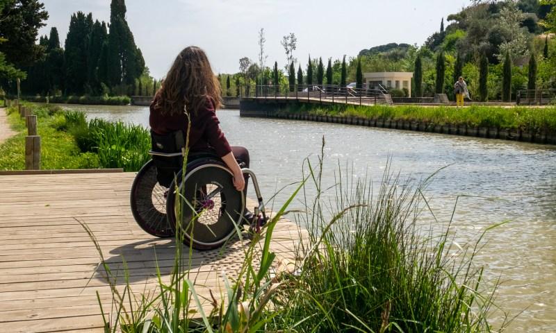 Vacances handicap fauteuil roulant hérault tarn