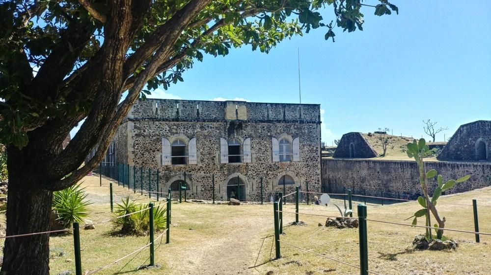 fort napoleon guadeloupe