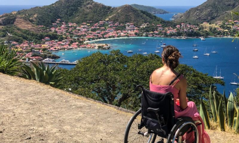 voyage en guadeloupe fauteuil roulant