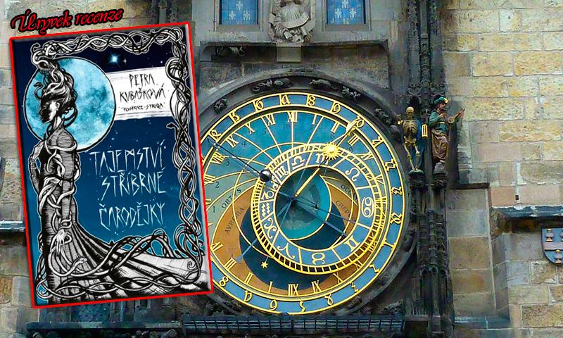 Tajemství stříbrné čarodějky - náhled