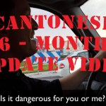 Speaking Cantonese After 6 Months