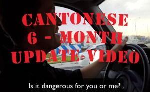 speak cantonese after 6 months