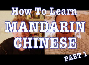how to learn mandarin chinese