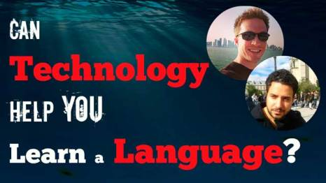 can technology help you learn a language