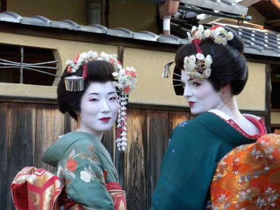 what is a japanese geisha