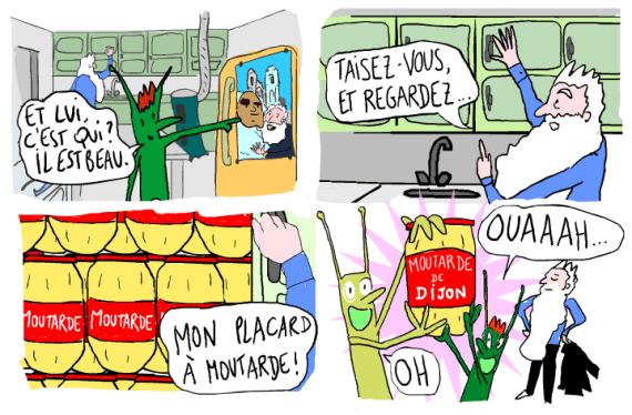 frantastique review story board