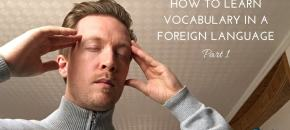 how to learn vocabulary in a foreign language