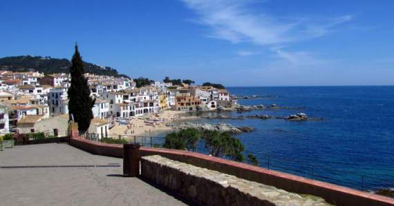 spanish seaside
