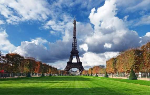 learn french eiffel tower paris france