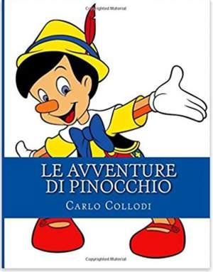 pinocchio read in italian
