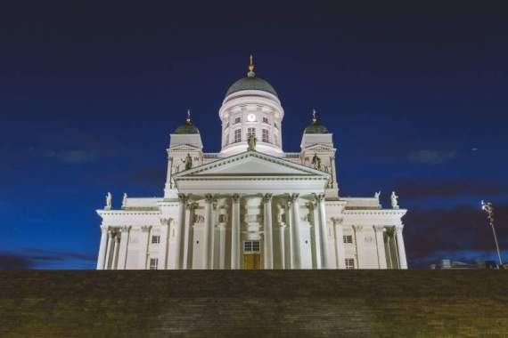 helsinki catherdral finland