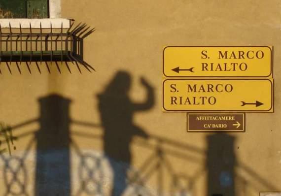 directions in italian