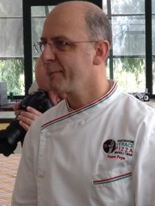 Chef Marco Pepe iwinetc 2012