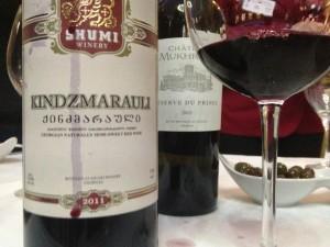 Wines of Georgia Tasting IWINETC 13