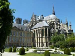 Reims La Champagne venue for IWINETC 2015