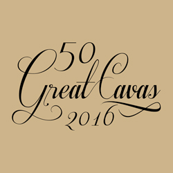 50 Great Cavas - The Book