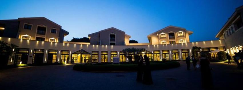 Grand Hotel Villa Itría venue IWINETC 2017 Sicily