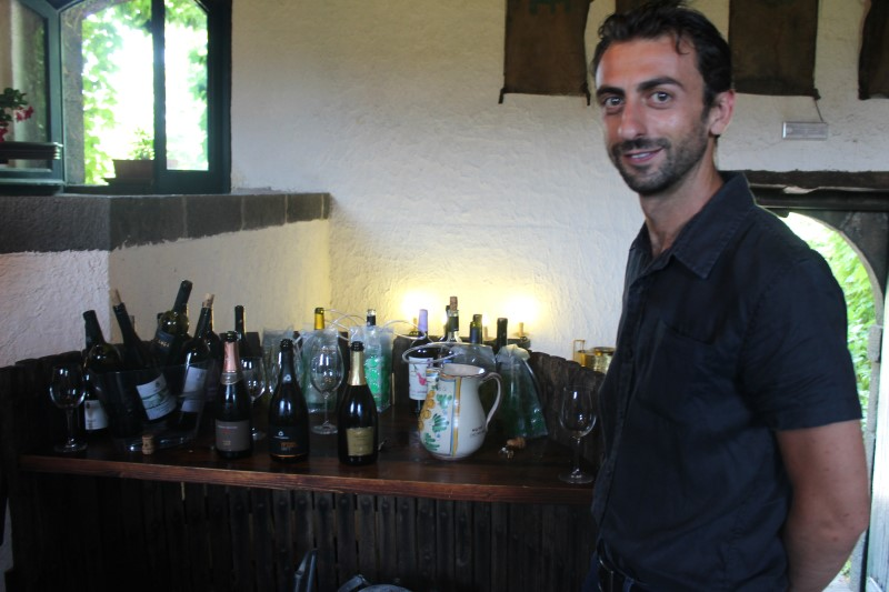 Discovering DOC Etna Wines at IWINETC Sicily