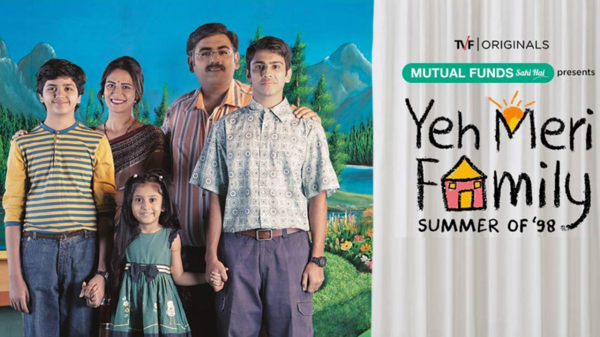 Review of TVF's Yeh Meri Family: A sublime, emotion-laden tale of family  love, steeped in nineties nostalgia | IWMBuzz