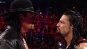 Roman Reigns vs the Undertaker