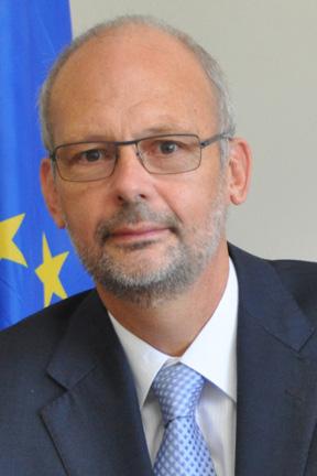 Ambassador Mikael Barfod.