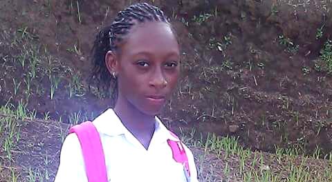 The deceased, 15-year-old Moesha Primus. (Photo: Facebook)