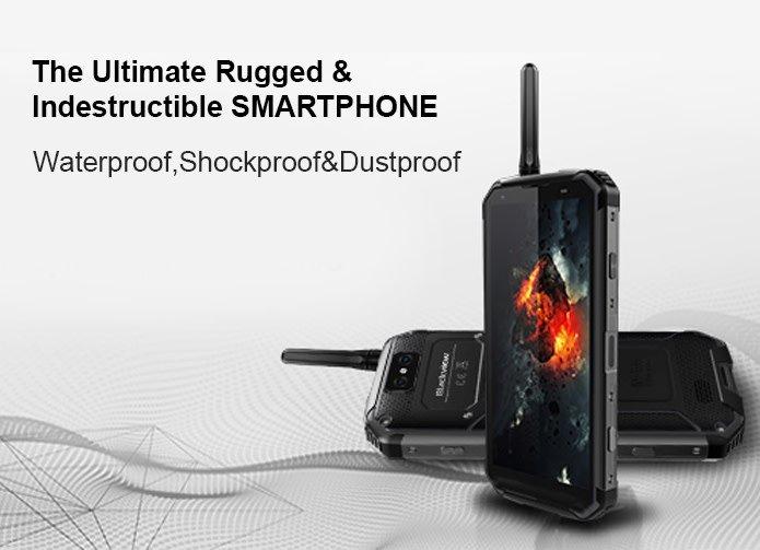 Сверхзащищенный смартфон Blackview BV9500 Pro получил функцию рации и современные характеристики