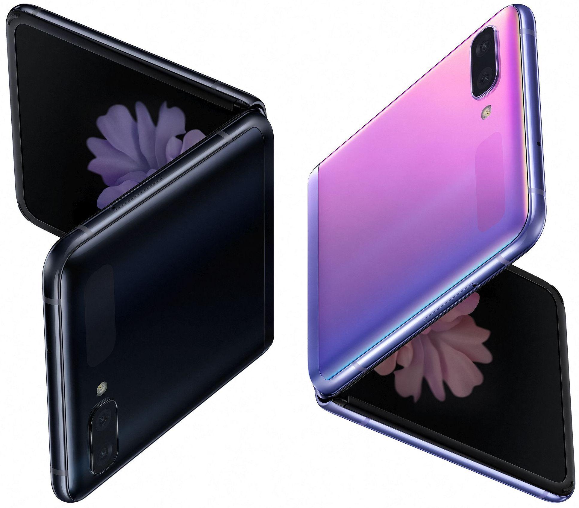 Гибкий и дорогой Samsung Galaxy Z Flip полностью рассекречен за ...
