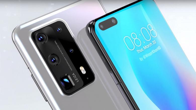 С такого ракурса Huawei P40 Pro вы ещё не видели. Фото работающего флагмана