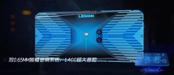 Действительно свежий взгляд. Смартфон Lenovo Legion получит «горизонтальный экран» и боковую камеру