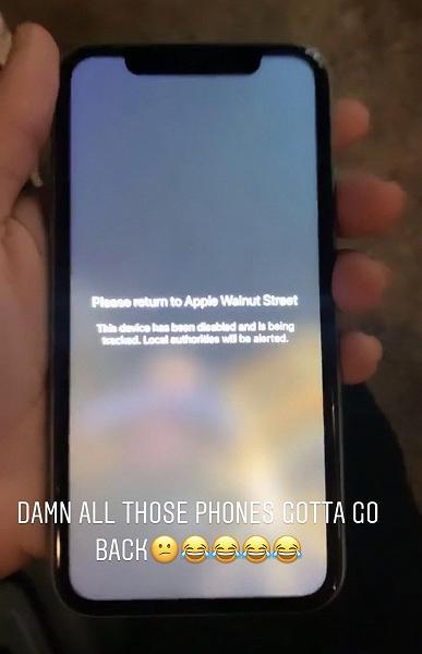 Apple заблокировала iPhone, украденные во время беспорядков в США