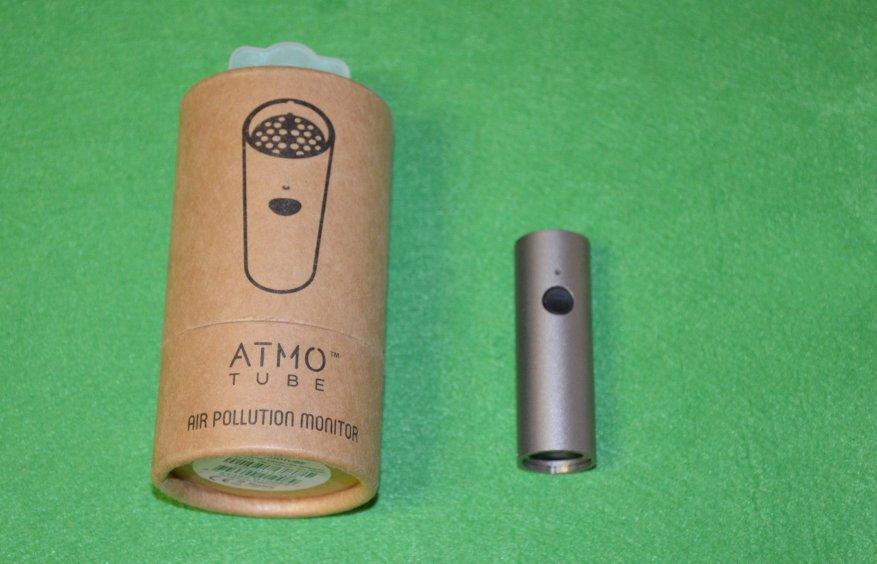 Портативний монітор якості повітря Dadget Atmotube • огляди PROvse 6f13fe9f90 PROvse