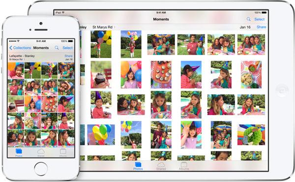 Представлена операционная система Apple iOS 8