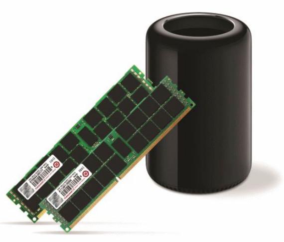 Новые модули регистровой памяти (RDIMM) Transcend позволят увеличить объём оперативной памяти Apple Mac Pro до 128 ГБ