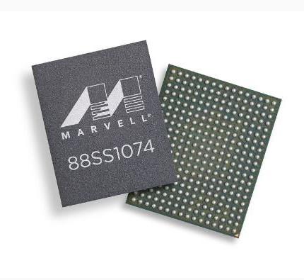В настоящее время ознакомительные образцы Marvell 88SS1074 отгружаются заказчикам
