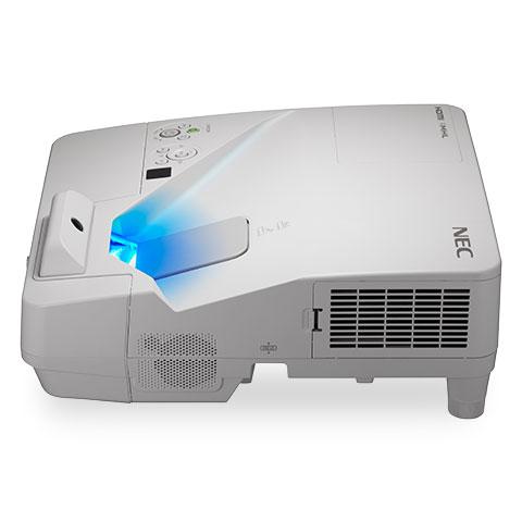 Проектор NEC UM352W предназначен для учебных заведений