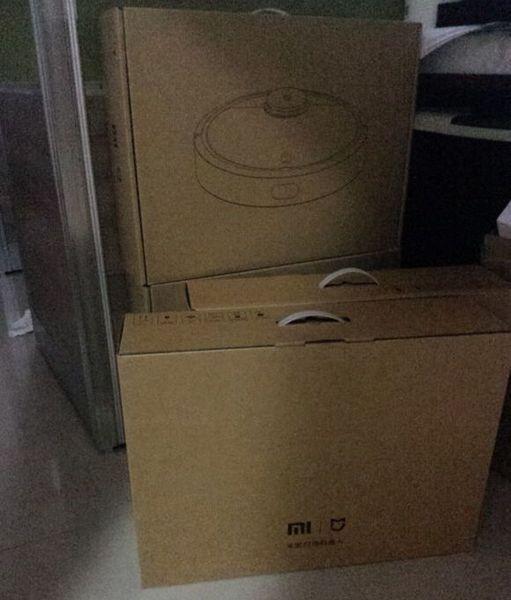 Xiaomi скоро представит свой первый робот-пылесос