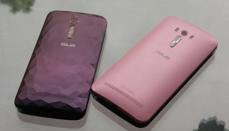 Asus намерена увеличить продажи смартфонов на 50%