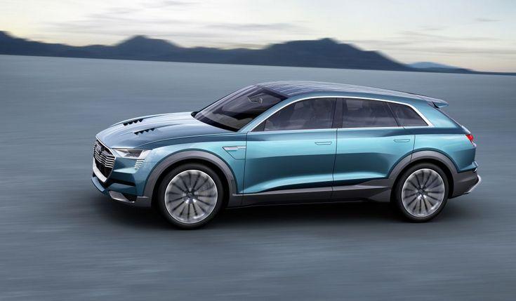 Audi вступит в гонку электромобилей в 2020 году