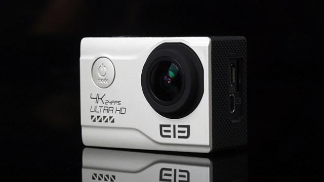 Экшн-камера EleCam Explorer Elite будет привлекать внимание ценой