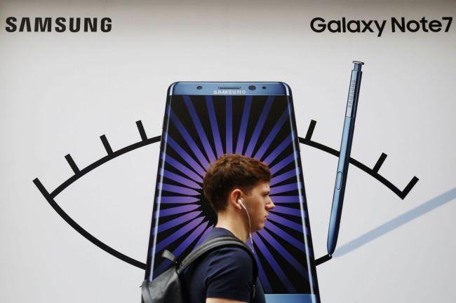 В следующем месяце Samsung расскажет о расследовании проблемы с Galaxy Note7
