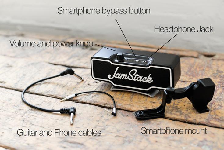 Средства на выпуск усилителя JamStack собраны задолго до окончания кампании