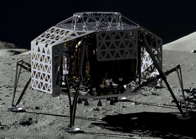 Немецкий стартап Part Time Scientists планирует установить базовую станцию LTE на Луне уже в следующем году