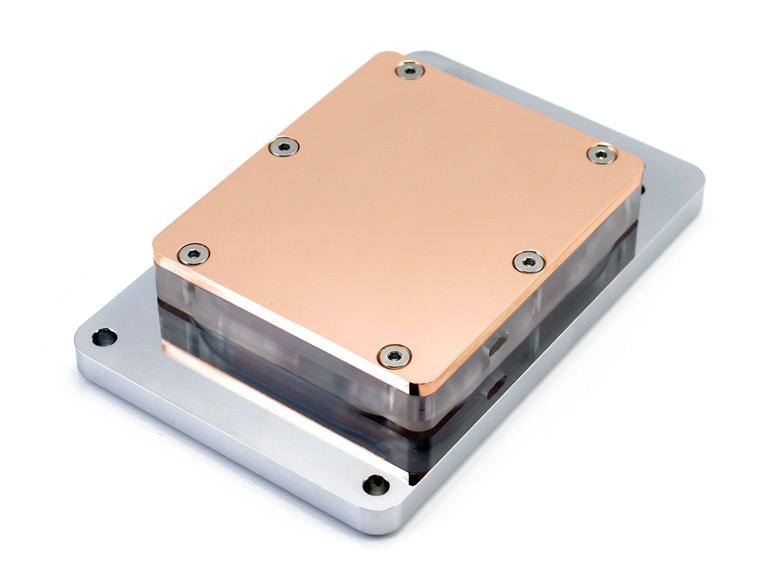 Данных о цене водоблока XSPC Raystorm Neo Threadripper пока нет